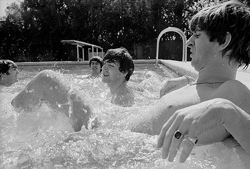 The Beatles, Miami, 1964 Archival Pigment Print