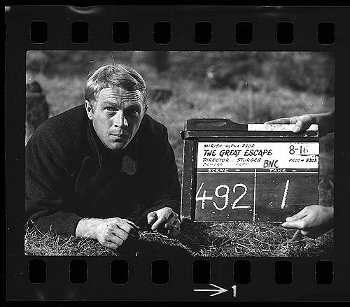"Steve McQueen, ""The Great Escape"""