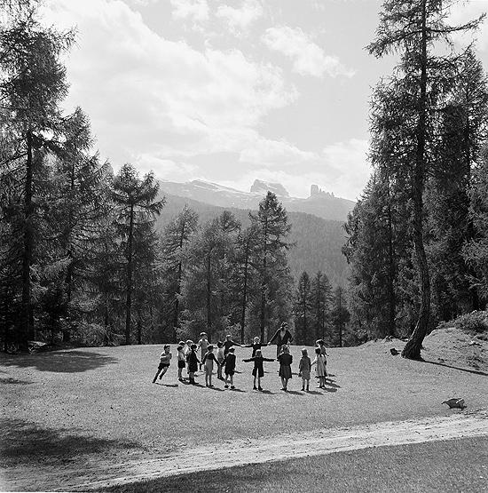 The Paradise Cortina, Italy, 1947 Archival Pigment Print