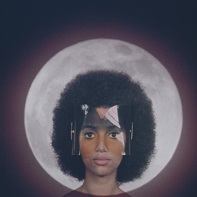 The Moon, LOOK, NYC, 1969 Archival Pigment Print