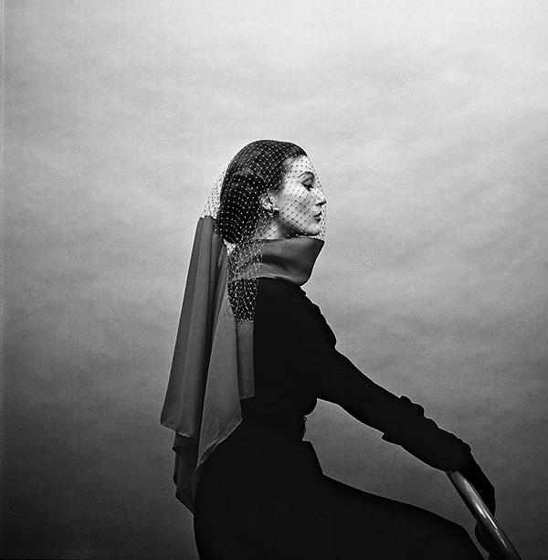 Mary Jane Russell,  for FLAIR, New York, 1951 Archival Pigment Print