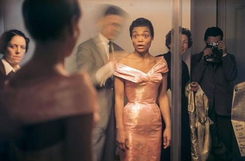 Eartha Kitt and Givenchy, Paris, France 1961 Archival Pigment Print