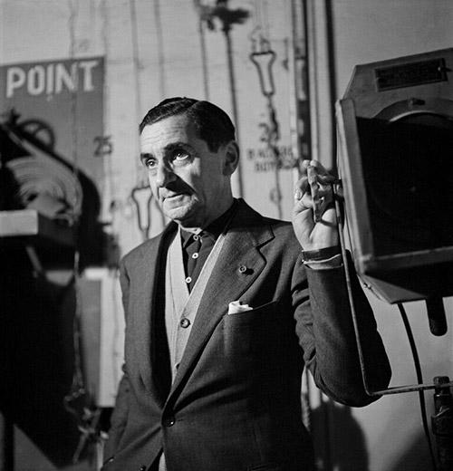 Irving Berlin, Berlin, Germany, 1947 Archival Pigment Print
