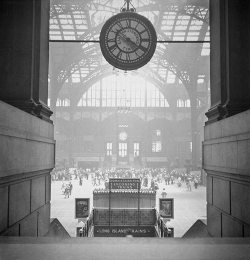 Pennsylvania Station, New York, 1948 Archival Pigment Print