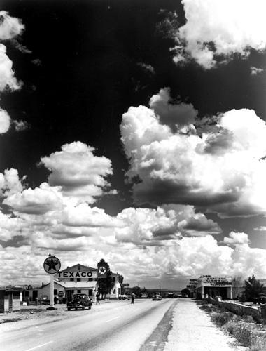 Route 66, Arizona, 1953<br/>