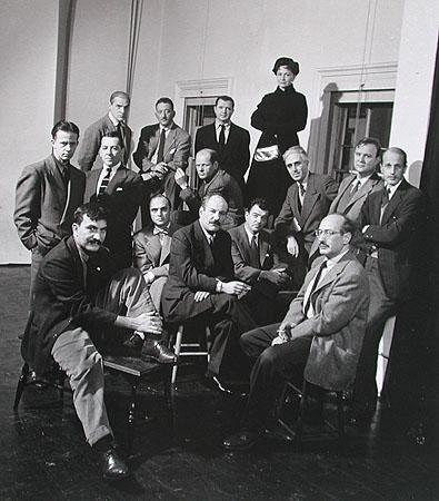 "American Expressionists, ""The Irascibles"", New York, 1950<br/>"