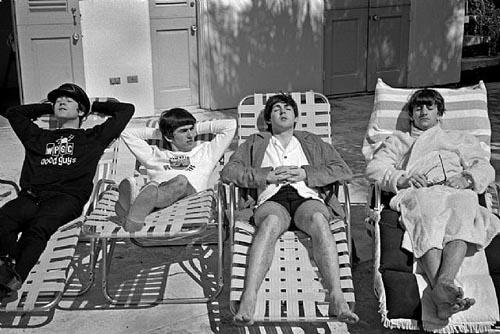 The Beatles, Miami, 1964 Pigment Print